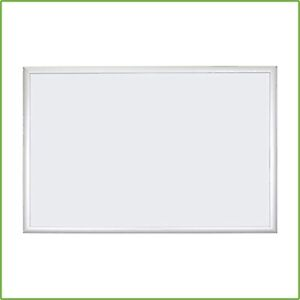 Magnetic Whiteboard Dry Erase White Board Wall Mounted Hanging Aluminum Frame