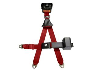 Shelby Mustang Seat Belts 1965 70 Color 2007 red