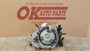 11 13 Ford Edge 6 Speed Automatic Fwd Transmission Assembly