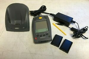 Symbol Palm Powered Barcode Scanner Spt1800 1d With Power Supply