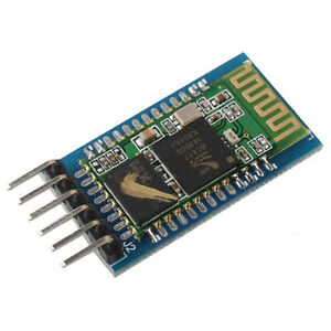 Hc 05 Wireless Bluetooth Rf Transceiver Module Serial Rs232 Ttl For Arduino 6pin