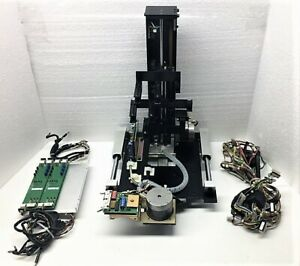 Wallac Wizard 1470 Gamma Counter Replacement Robot w Wire Harness fiber Optics