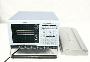 Lecroy Wavepro 950 1ghz 16gs s 4ch Oscilloscope Ckio Emm Soft Options