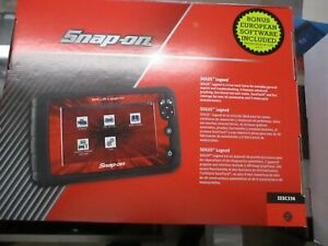 Snap on Eesc336 Solus Legend Domestic And European Scanner New