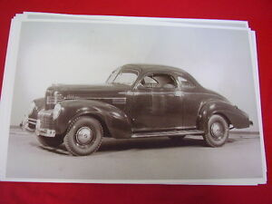 1939 Chrysler Royal Coupe 11 X 17 Photo Picture