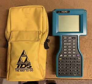 Tds Ranger Data Collector Survey Pro 1999 Do Not Know If It Works No Battery