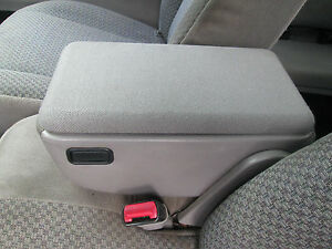 Ford Ranger Center Console Lid Cover Arm Rest 1998 To 2003 medium Graphite