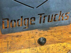 Dodge Truck Np203 Transfer Case Shift Shifter Knob 4x4 W100 W200 W300 Ramcharger