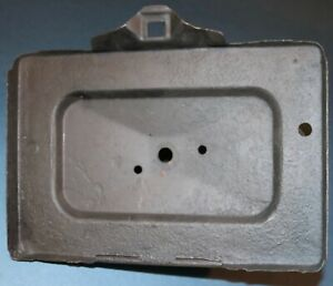 1953 1954 1955 Corvette Heater Defroster Switch Bezel Spacer And Cable