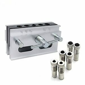 Self Centering Doweling Jig Pumauto Drilling Guide Positioner Woodworking Dowel