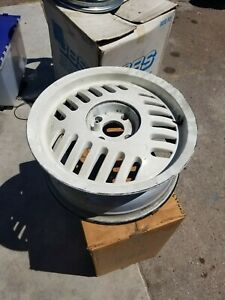 Centra Type 6 Wheel Vw Bmw 3 15x6 25 E34 Set Of 4 Made In Germany