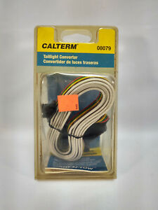 Calterm 08079 Taillight Converter Trailer Wiring Kit
