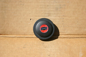 Exc Nardi Personal Chevy Camaro Chevelle Impala Steering Wheel Horn Button Push