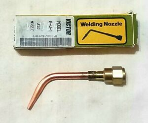 New Victor 0 w 1 Welding Brazing Torch Tip 100 Series 100c 100fc 0324 0070