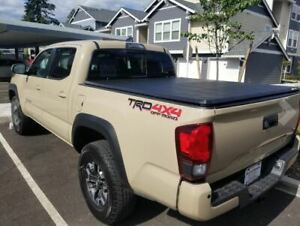 Extang Soft Folding Truck Bed Tonneau Cover 92830 For 16 20 Toyota Tacoma 5 Bed