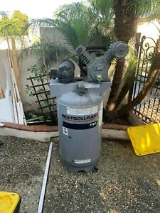Ingersoll rand 2475 Compressor With 80 Gal Tank