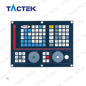 Membrane Keypad Switch Keyboard For Fagor Cnc 8040