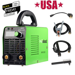 Stick Welder Arc 145a 110 220v Mma Inverter Dual Volt Stick Mini Welding Machine