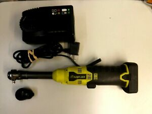 Snap on Ctr717hv 1 4 Cordless Ratchet W battery And Charger