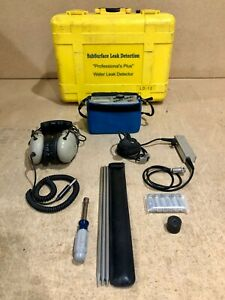 Subsurface Instruments Ld 12 Professional Water Leak Detector