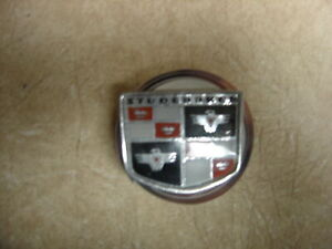 1956 1957 Studebaker Grill Emblem W Reproduction Insert