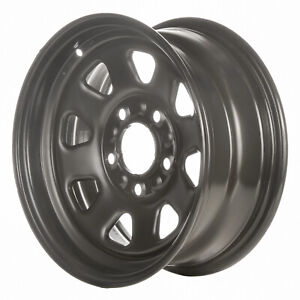 01447 Refinished Chevrolet Astro Van 1985 1995 15 Inch Steel Wheel