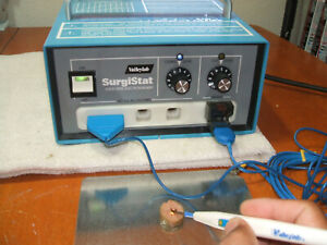 Valleylab Sse2l Electrosurgical Unit Pt Ready clean great Working Condition