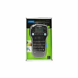 Use Dymo Labelmanager Professional Label Maker Rechargeable Hand Held Lm 160