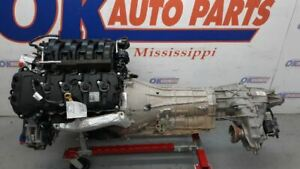 5 0 Coyote 4x4 Pullout 2017 F150 Engine 6r80 Transmission 4 Mode Transfer Case