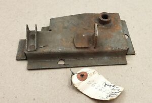 Nos 1948 1950 Willys Jeepster Hood Support Latch Bracket Part 663853