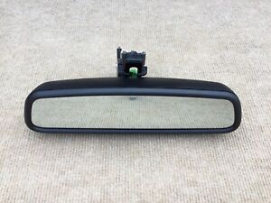 2010 Volvo C70 Convertible Rear View Mirror Auto Dimming Gentex 480 Rearview