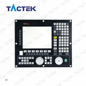 Membrane Keypad Switch Keyboard For Fagor Cnc Monitor 55m 11 lcd