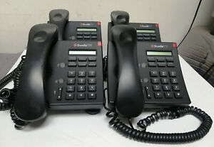 Lot Of 4 Shoretel 115 Ip Business Phone W Stand