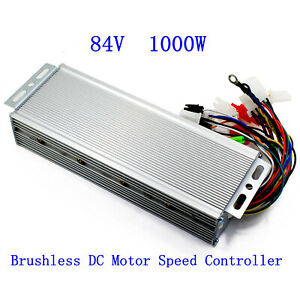 Us 84v 1000w Electric Bicycle E bike Scooter Brushless Dc Motor Speed Controller