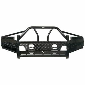 Frontier Truck Gear 600 10 5005 Xtreme Front Bumper Replacement Black New