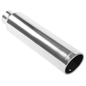 Magnaflow 35217 Single Exhaust Tip 2 25in Inlet 3 5in Outlet New