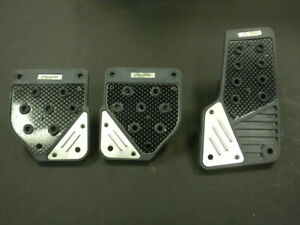 Maxspeed Universal Pedal Cover 06 901 Manual 3pcs set