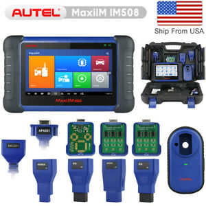 Autel Im508 Immobilizer Programmer Key Programming All Systems Auto Scanner Tool