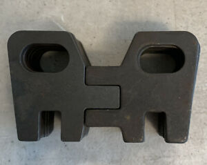 Small Block Chevy Adjustable Guide Plates 5 16