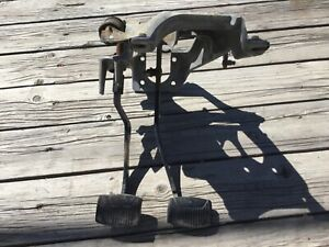 Ford Truck Brake Clutch Pedal Assembly 1987 1991 F150 F250 F350 87 88 89 90 91