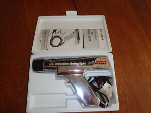 Sears Penske Dc Inductive Timing Light 244 2138 With Orig Manual