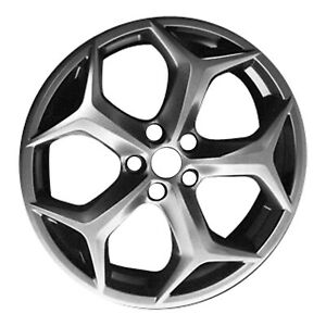 Aly03905u20n New Replacement Aluminum Wheel 18x8 Fits 2013 2018 Ford Focus