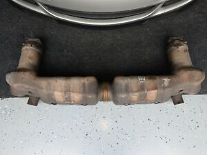 2007 Porsche 911 Used Turbo Muffler System Low Miles