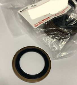 Genuine Oem Vvti Cam Gear Cap Seal Toyota Supra Lexus Gs300 Is300 Sc300 2jz 1jz