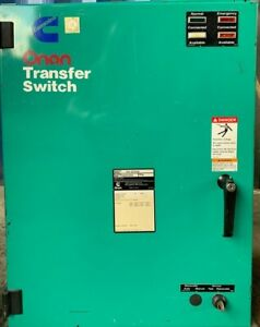 40amp Automatic Transfer Switch