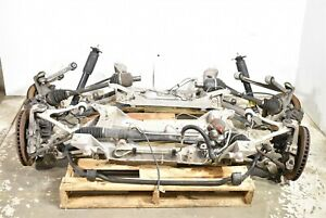 97 04 Corvette C5 Front And Rear Suspension Control Arms Brakes Aa6590