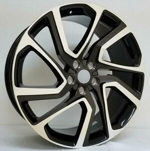 22 Wheels For Land range Rover Hse Sport Supercharged Lr3 Lr4 22x9 5
