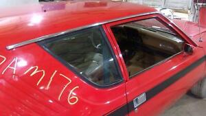 1977 Amc Gremlin Right Passenger Chrome Roof Trim Molding Complete Oem