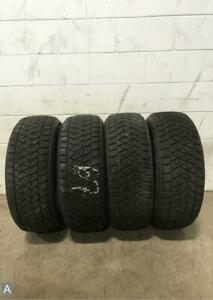 4x Take Off P235 50r18 Bridgestone Blizzak Dm V2 12 32 Used Tires