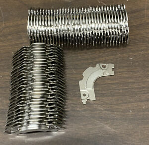 Lot Of 63 Hard Drive Magnets Neodymium Rare Earth Permalloy Metal Computer Scrap